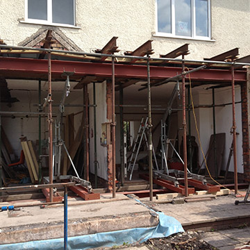 Structural openings & alterations